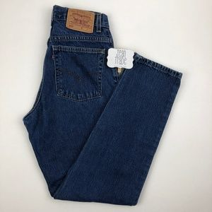 VTG Levi's 550 Relaxed Tapered fit Jeans